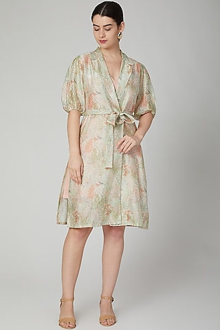 Terra Coat Dress With Inner by Meadow