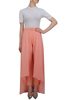 Tropicana skirt pants by Namrata Joshipura