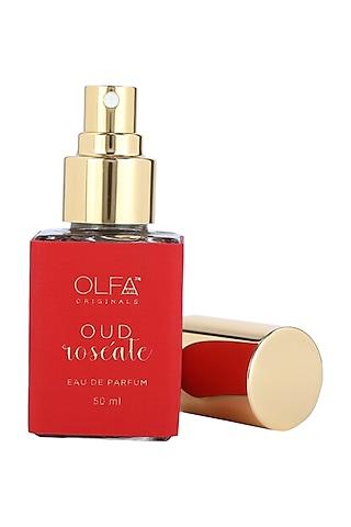 Aromatic French Oriental 50Ml Oud Roseate Eau De Parfum. by Olfa Originals