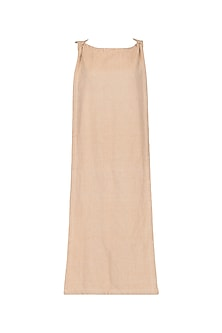 Blush pink side slit tunic by Pika Love