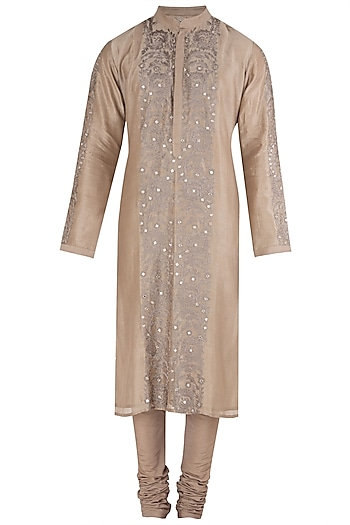 Toosh Embroidered Kurta Set by RAR Studio Men
