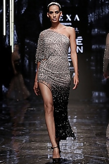 Star-Crossed Crystalline Dress by Rohit Gandhi & Rahul Khanna