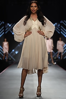 Nude Dress With Inner by RS by Rippii Sethi