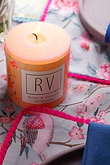 Mandarid Orange Taahish Candle by Rishi & Vibhuti - Homeware