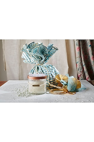 Ivory Jasmin Darya Candle by Rishi & Vibhuti - Homeware