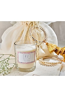 AIvory Aiyana Floral Candles (Set of 3) by Rishi & Vibhuti - Homeware