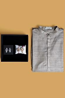 Rakhi & Lumba Gift Hamper by SONNET