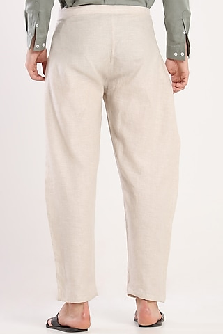 Grey Fisherman Trousers by Son Of A Noble SNOB
