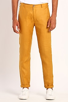 Mustad Linen Trousers by Son Of A Noble SNOB