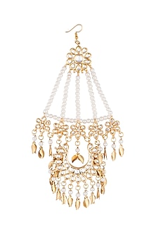 Gold Plated Pearl Passa by Soranam