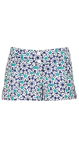 Classic nomad print shorts by Pia Pauro