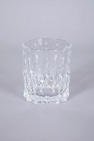 Transparent Whiskey Glasses (Set of 6) by Table Manners
