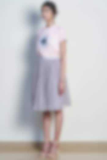 Pearl Grey Ballerina Skirt by Tara and I