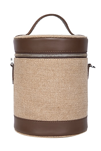 Sand Sling Tiffin Bag by The House of Ganges