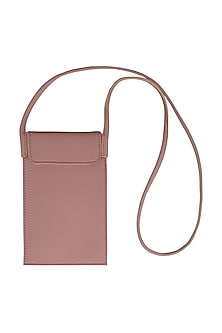 Mallow Mobile Case With Sling Handle by The House Of Ganges