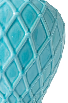 Sea Cerulean Table Lamp by Theos