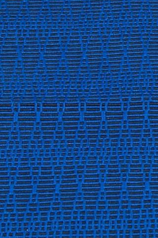 Blue Cotton Handwoven Table Runner by Vekuvolu Dozo