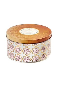 Peach Bellini 3 Wick Tin Scented Candle by VEEDAA