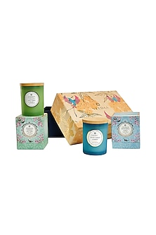 Multi Colored Lost In Hvar Style 4 Gift Set by VEEDAA