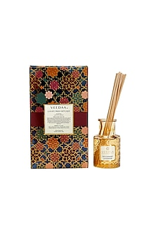 Multi Colored Bulgarian Lavender Classic Reed Diffuser by VEEDAA