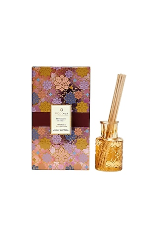 Multi Colored Prosecco Berries Classic Reed Diffuser by VEEDAA
