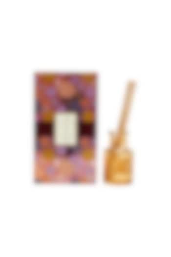 Multi Colored Fresh Mogra Classic Reed Diffuser by VEEDAA