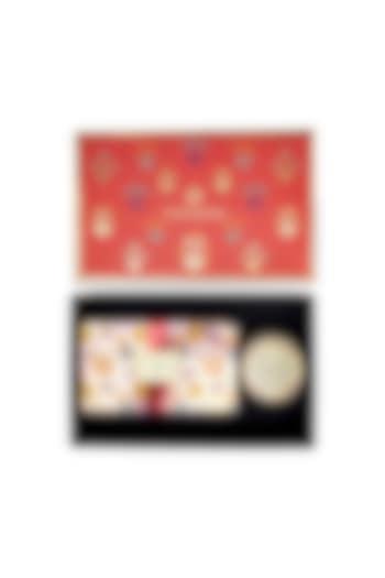Multi Colored Victorian Tea Rose Candle & Diffuser Set by VEEDAA