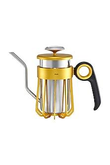 Gold Glass Steamcatcher by Shaze