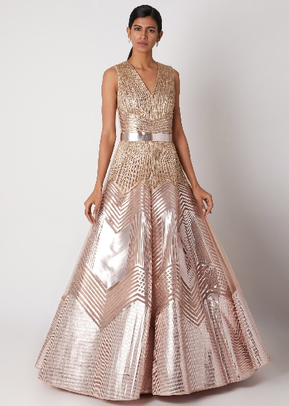 GOWNS & PARTY STYLES-TOPPING THE TRENDS CHART