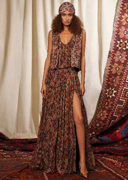 RESORT WEAR-TOPPING THE TRENDS CHART