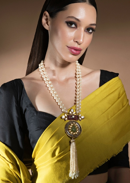 LONG NECKLACES & MALAS-TOPPING THE TRENDS CHART